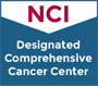 Logo for NCI Comprehensive Cancer Center Designation