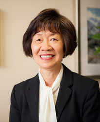 Photograph of Dr. Amy S. Lee.