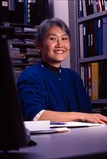 Photograph of Anna Wu